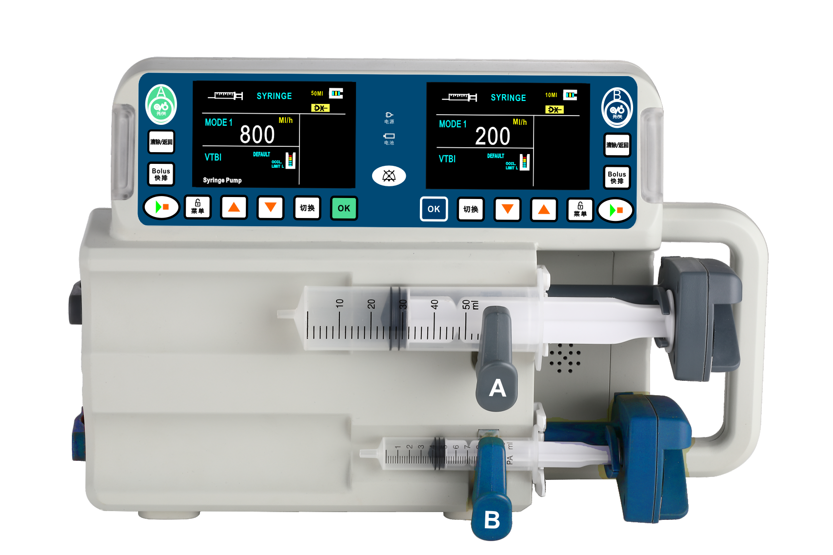Infusion Pump/Syringe Pump - Huizhou cmics Medical Instrument Co , Ltd